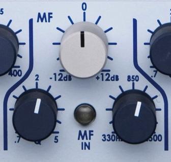 Parametric Equalizer – Neve Portico 5033