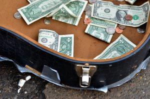 Make money making music