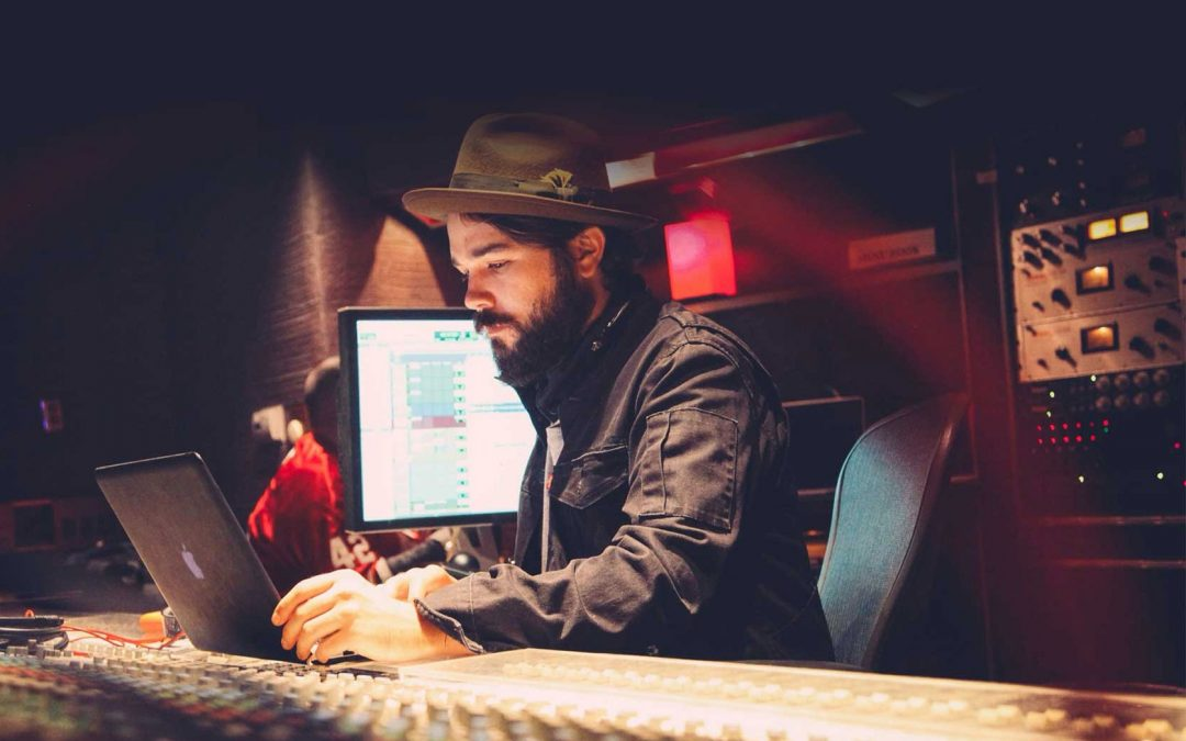 TechMuze Ep 79 – Drew Drucker (Wiz Khalifa, Lady Gaga) On Becoming A Hip Hop Producer