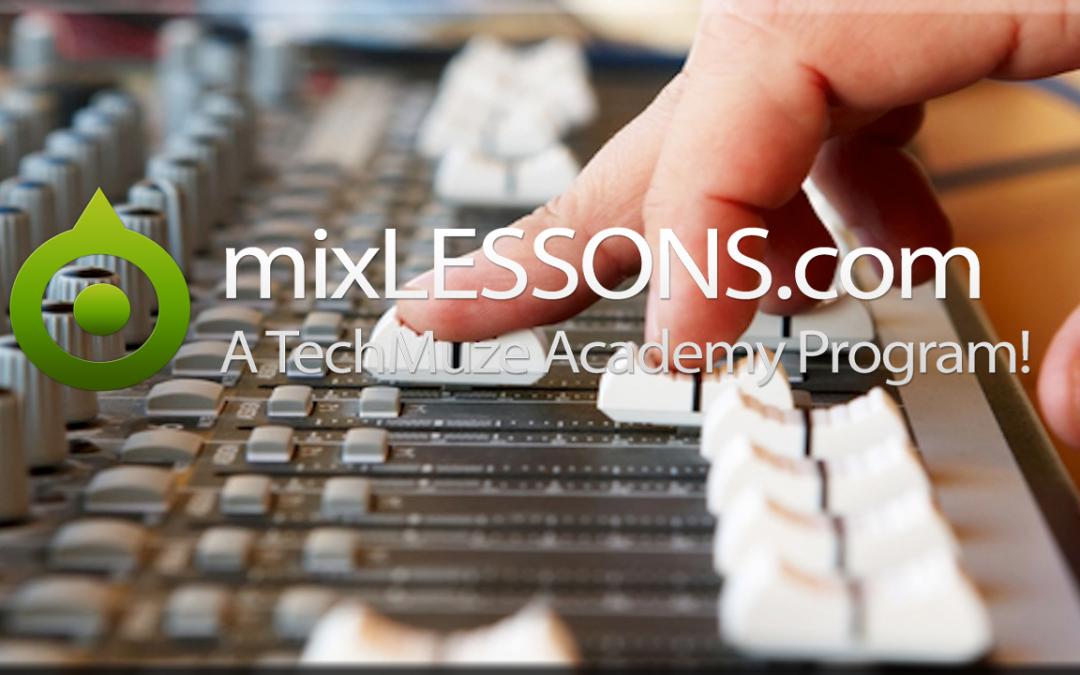 TechMuze Ep 98 – Mixlessons Week 2